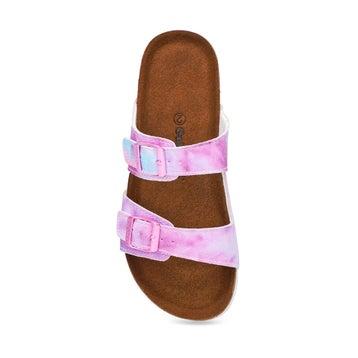 Girl's Jordan Sandal - Tie Dye