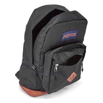 Unisex CITY VIEW black back pack