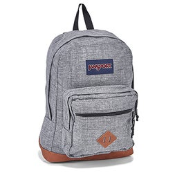 Jansport City View heathered backpack