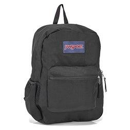 Jansport Cross Town black backpack