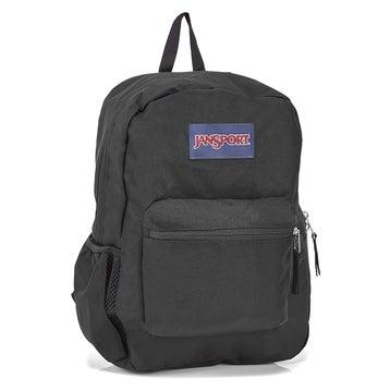Jansport CROSS TOWN black backpacks