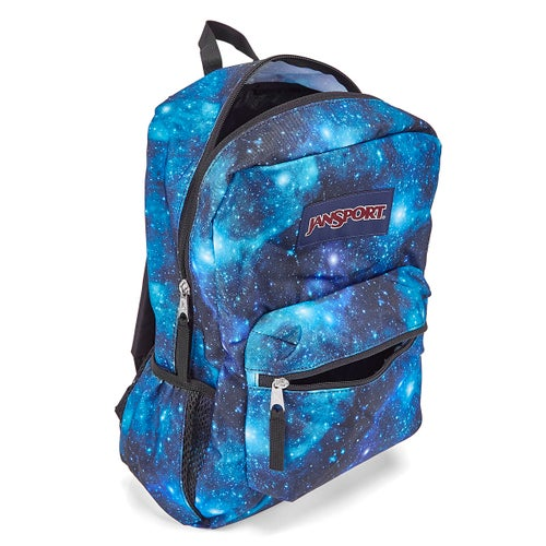 Jansport Cross Town galaxy backpack