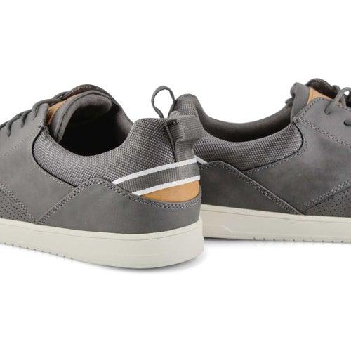 Mns Julez grey lace up casual sneaker
