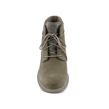 Women's ORIGINAL WRAP waterproof lace up boots
