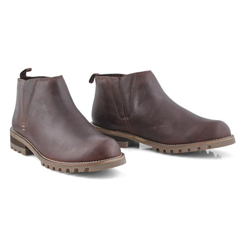 Lds Peyto cocoa wtpf chelsea boot