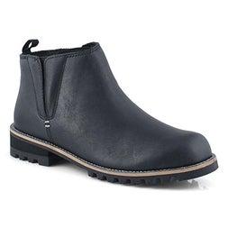 Lds Peyto black wtpf chelsea boot