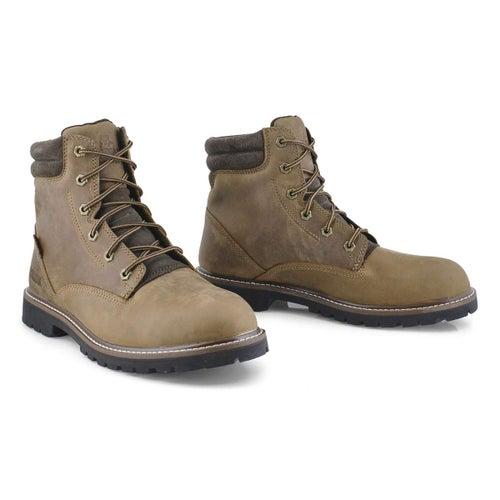 Mns McKinney 6 brown wtpf ankle boot