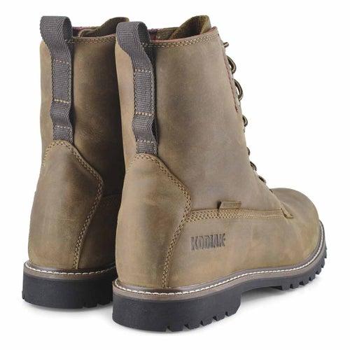 Mns McKinney 8 brown wtpf ankle boot