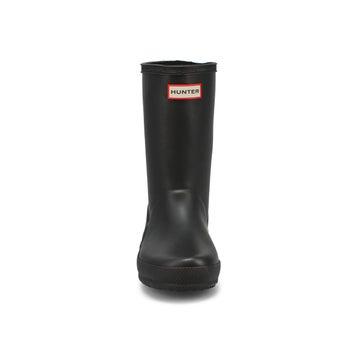 Infants' First Classic Rain Boot - Black