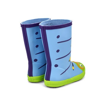 Infants' First Caterpillar Rain Boot - Blue