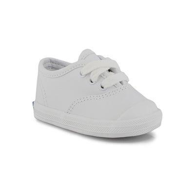 Inf Champion Lace Toe Cap wht sneaker