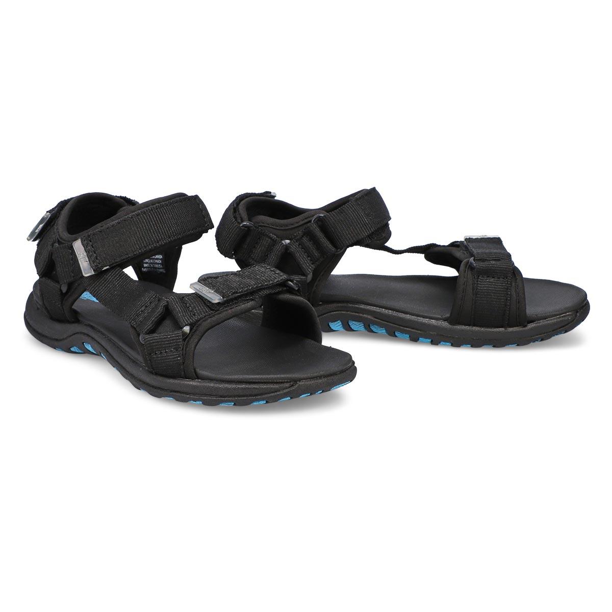 Women's Lacy Sandal - Black