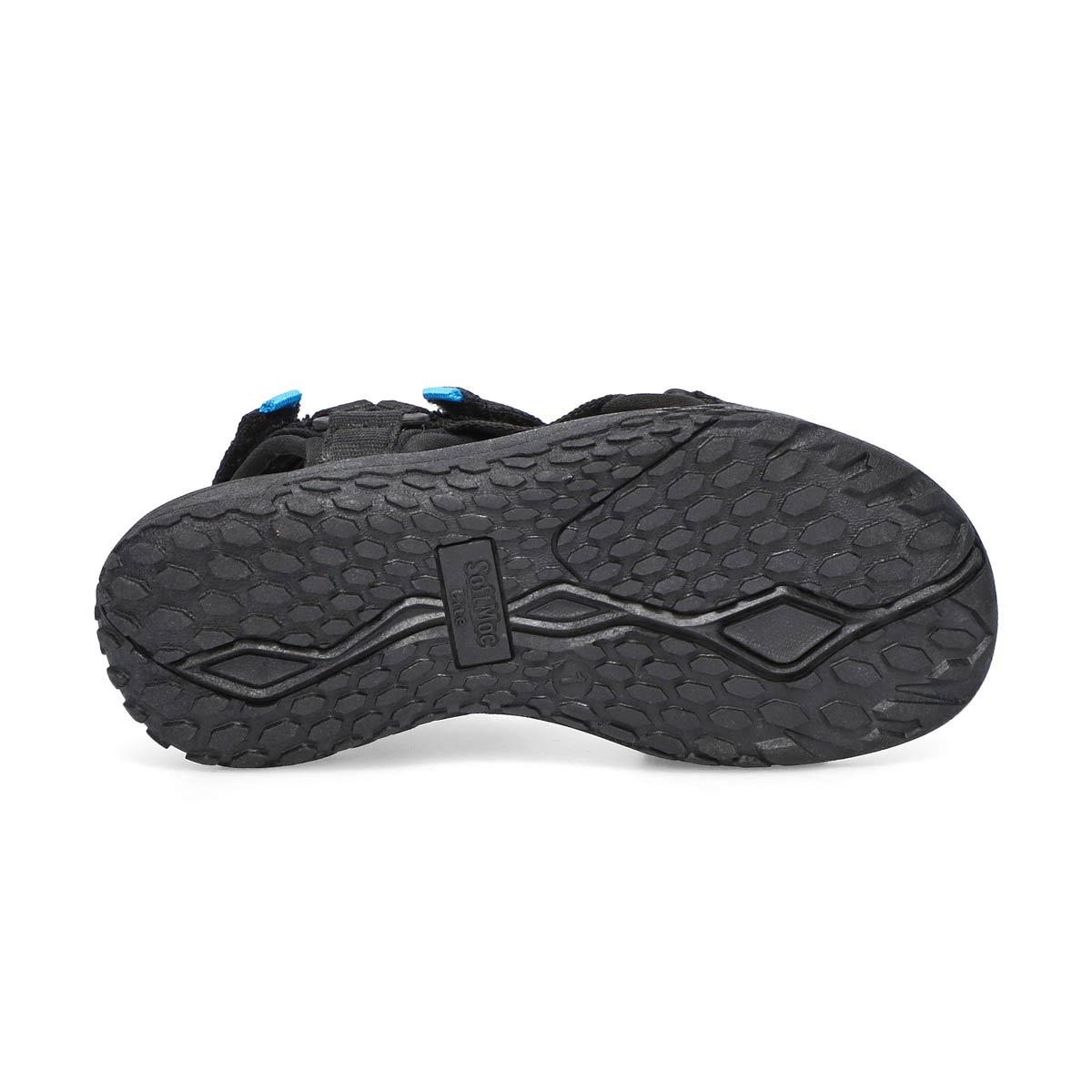Kids' Lacy Sport Sandal - Black