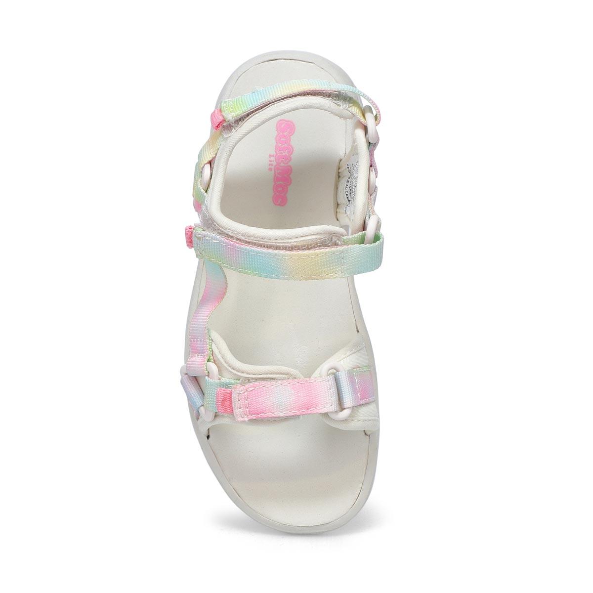 Girls' Lacy Sport Sandal - Tie Dye