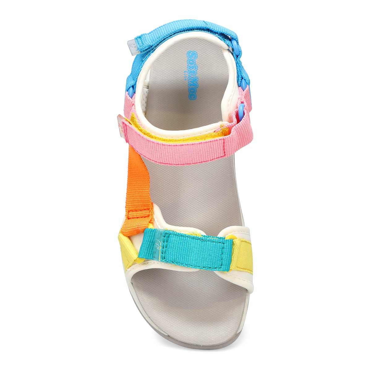 Women's Lacy Sandal - Multi