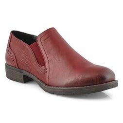 Lds Lindsay bgdy vegan wtpf slip on shoe