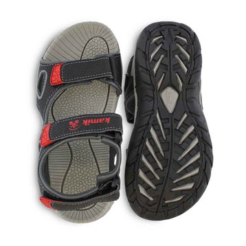 Boys' Lobster 2 Sport Sandal - Black
