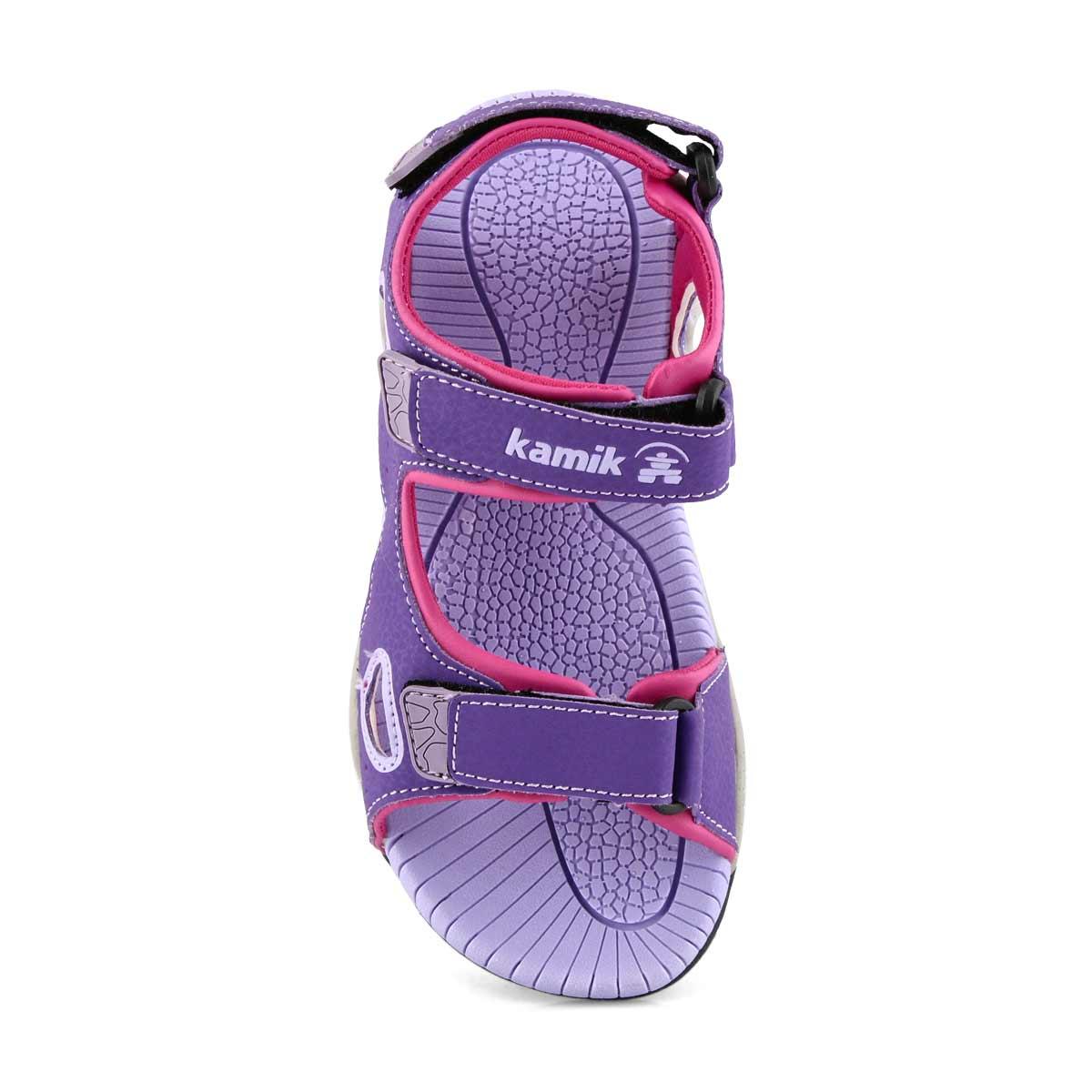 Girls' Lobster 2 Sport Sandal - Purple