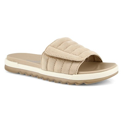 Lds Lupin sand slide sandal