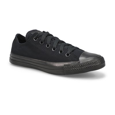 Women's CHUCK TAYLOR CORE OX black sneakers