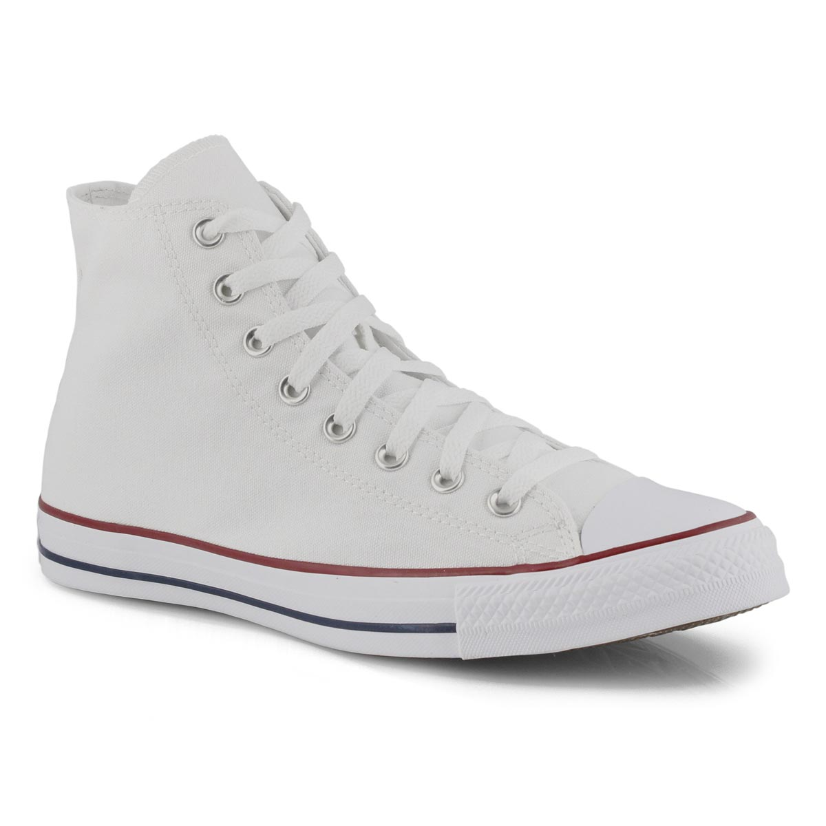 Mens Chuck Taylor white hi top sneakers