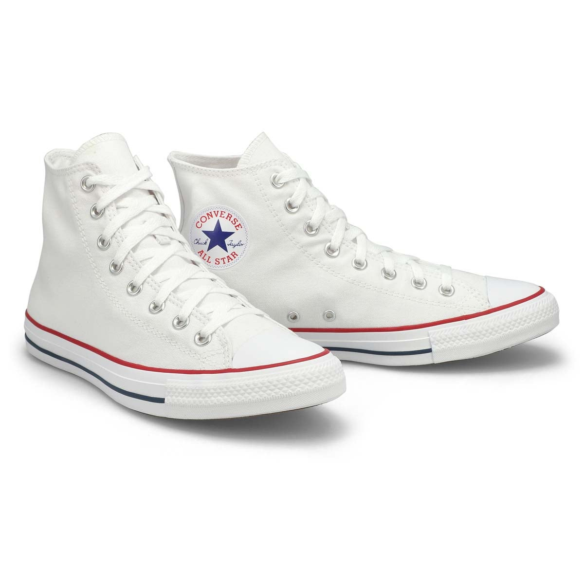 Men's All Star Core Hi Top Sneaker - White