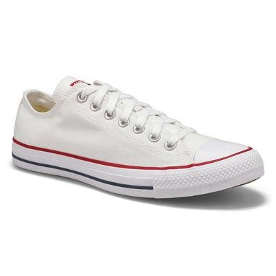 Men's CHUCK TAYLOR CORE OX white sneakers