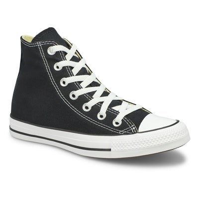 Women's CHUCK TAYLOR CORE HI black sneakers