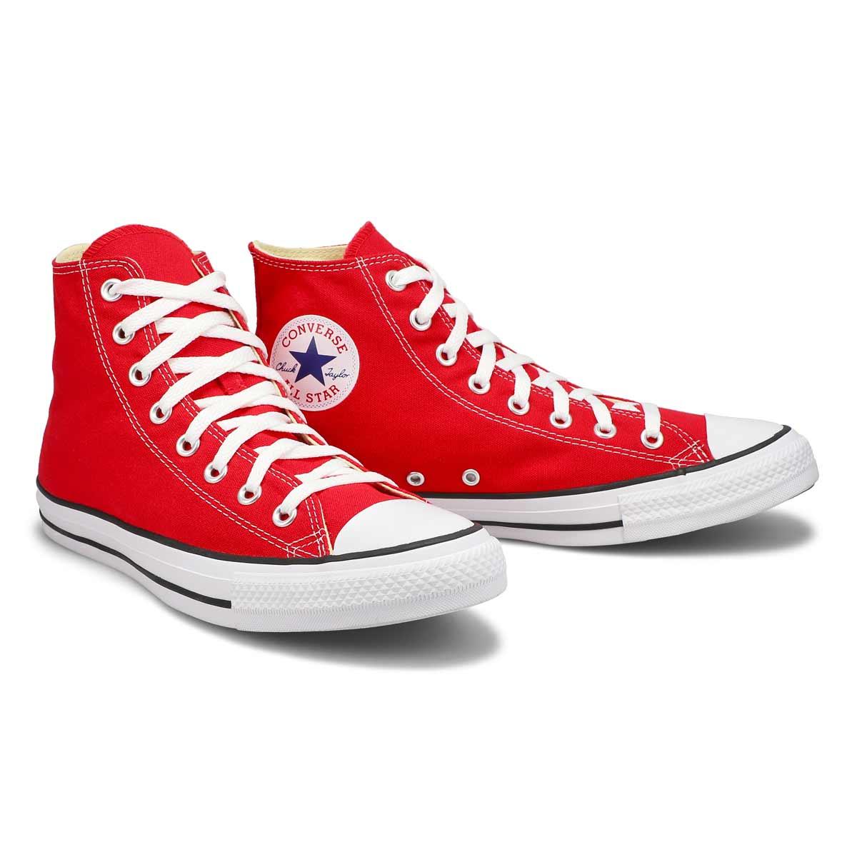Men's All Star Core Hi Top Sneaker - Red