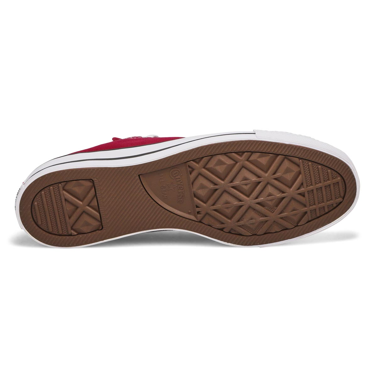 Men's Chuck Taylor All Star Core Sneaker - Maroon