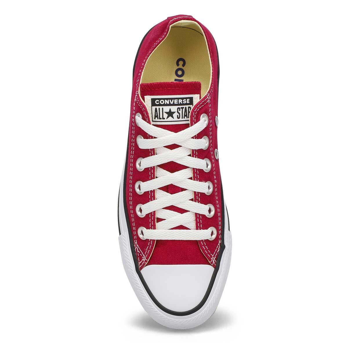 Women's Chuck Taylor All Star Sneaker - Maroon