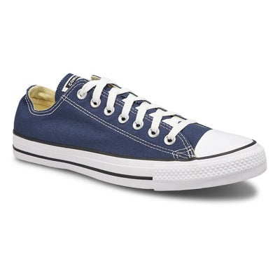 Men's CHUCK TAYLOR CORE OX navy sneakers