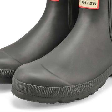 Men's ORIGINAL CHELSEA black rain boots
