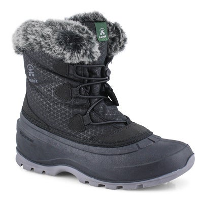 Women's MOMENTUMLO black winter boot