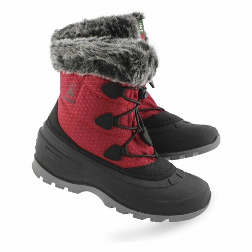 Lds Momentum Lo red wtpf winter boot