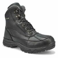 Men's Murphy Waterproof Winter Boot - Black