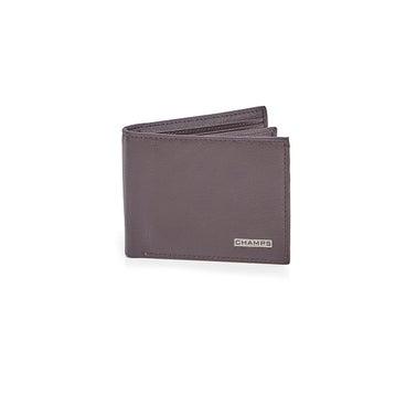 Men's MW-803-BRN cowhide leather wallets