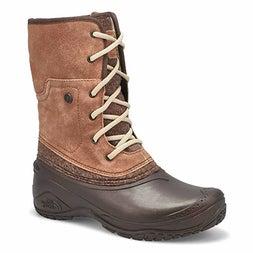 Lds Shellista II caribou w/p snow boot