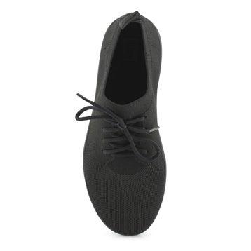 Women's F-Sporty Uberknit Sneaker Lace Up - Black