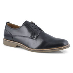 Mns P-Dafni black casual oxford