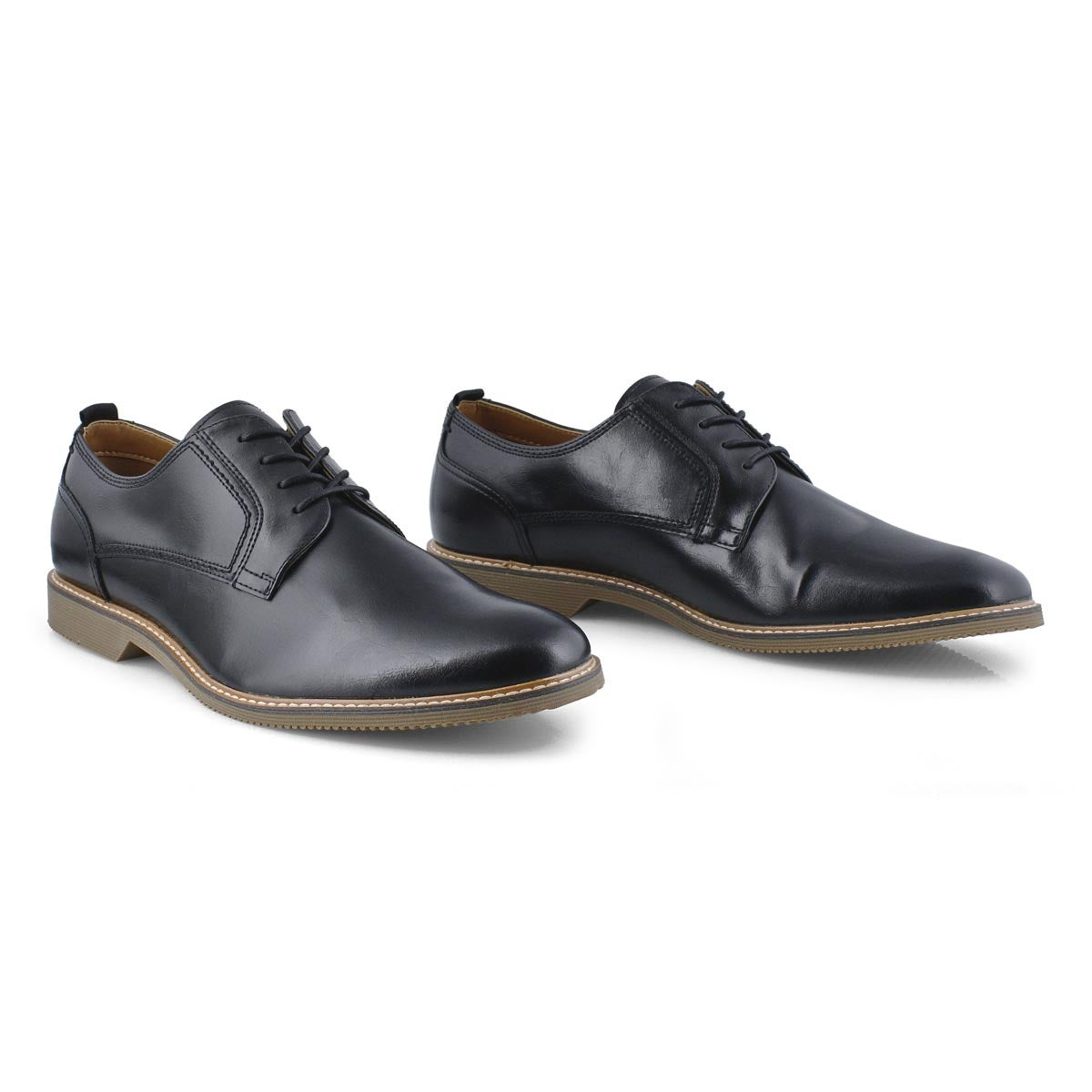 Men's P-Dafni Casual Oxford - Black
