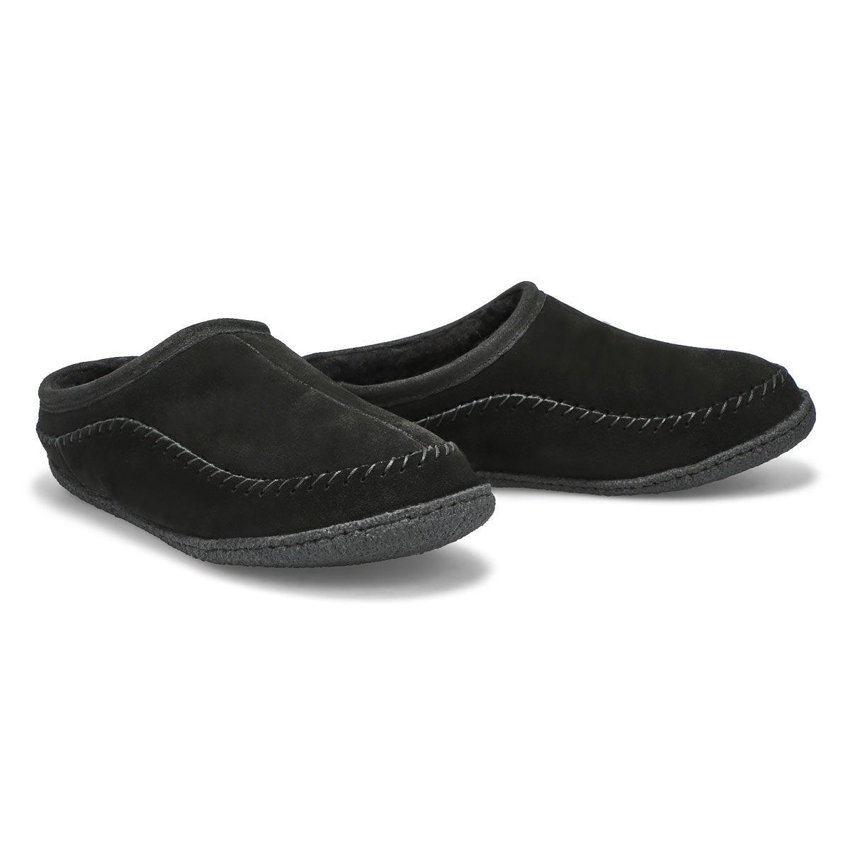 Men's Pauly III Open Slipper - Black
