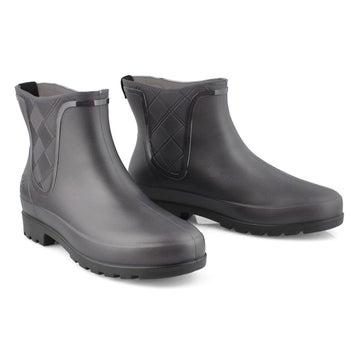 Women's Pippa Chelsea Rain boot - Charcoal