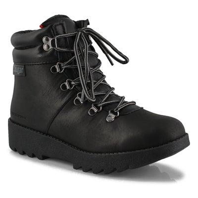 Lds Prescott black wtrpf winter boot