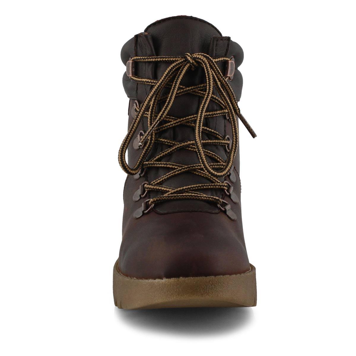Women's PRESCOTT cask waterproof winter boots