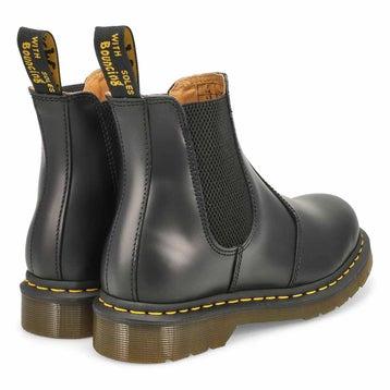 Women's 2976 Yellow Stitch Chelsea Boot - Black