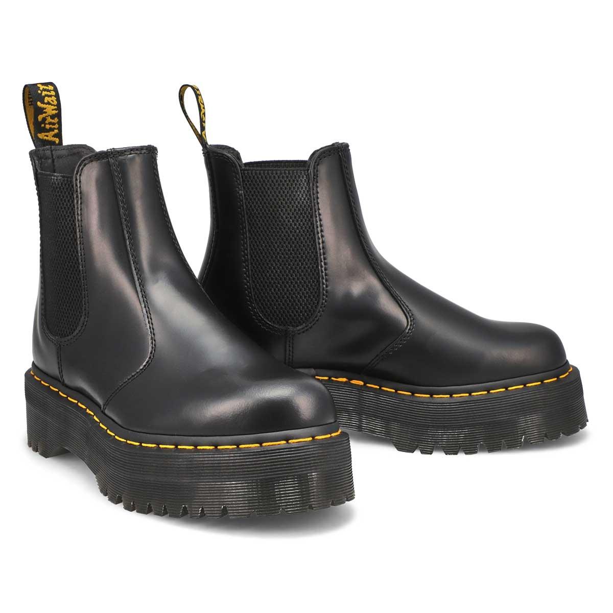 Women's 2976 Quad Chelsea Boot - Black