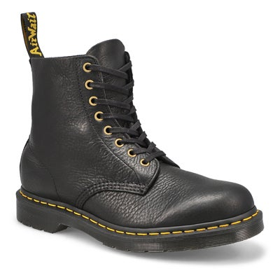 Men's 1460 PASCAL black 8-eye combat boots