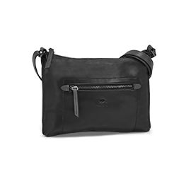 Roots Women's R5631 black crossbody bag