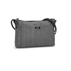 Roots Women's R5693 grey crossbody bag